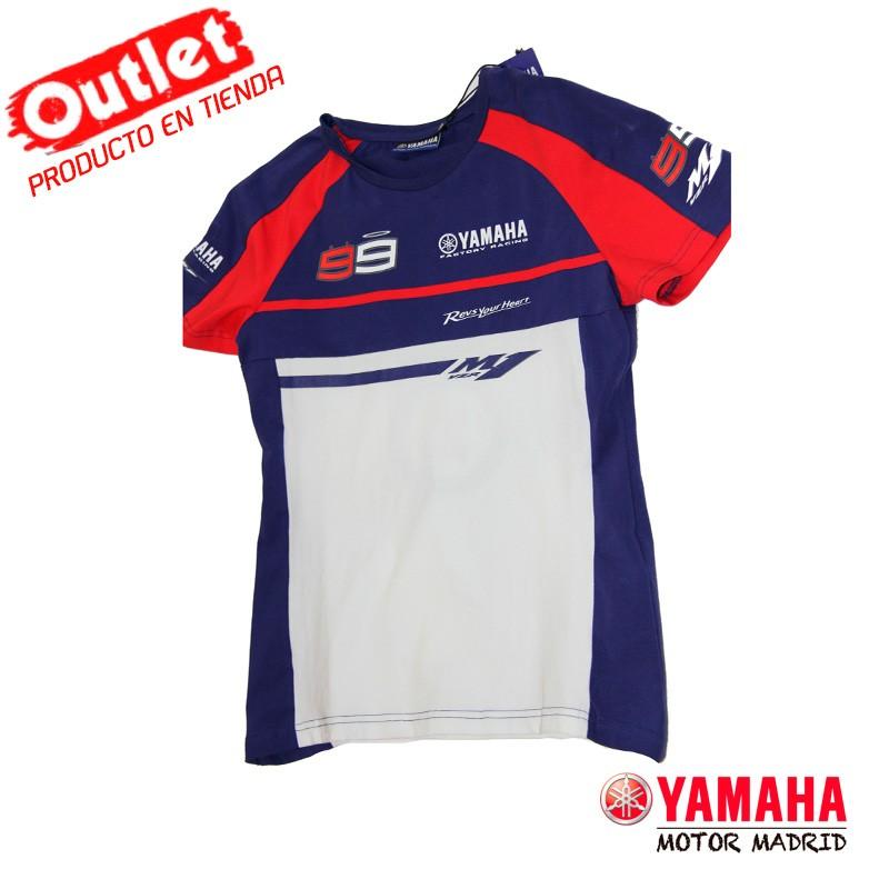 Camiseta Lorenzo Mujer´15 T-M
