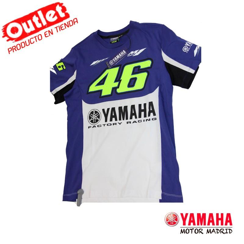 Camiseta Hombre Valentino Rossi 46`16 T-1L