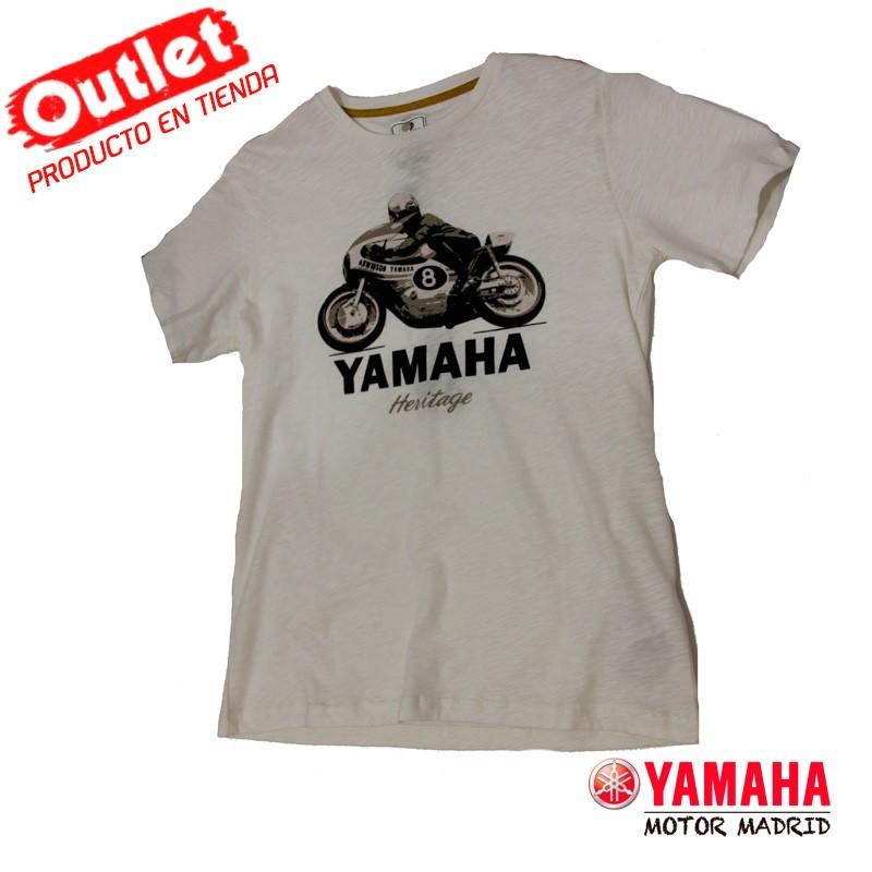 Camiseta Heritage Race Talla-L