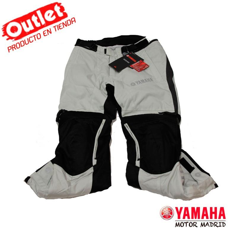 Pantalon Yamaha Touring Gray Talla L