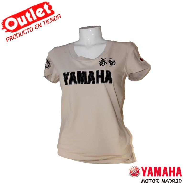 Camiseta Mujer Kando BRKN-WHT