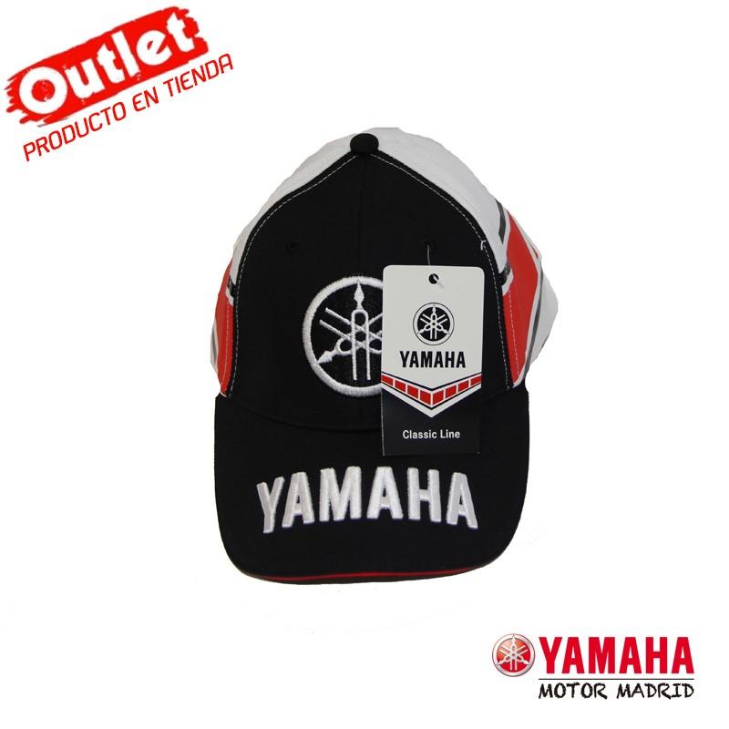 Gorra Clasic Yamaha 2015