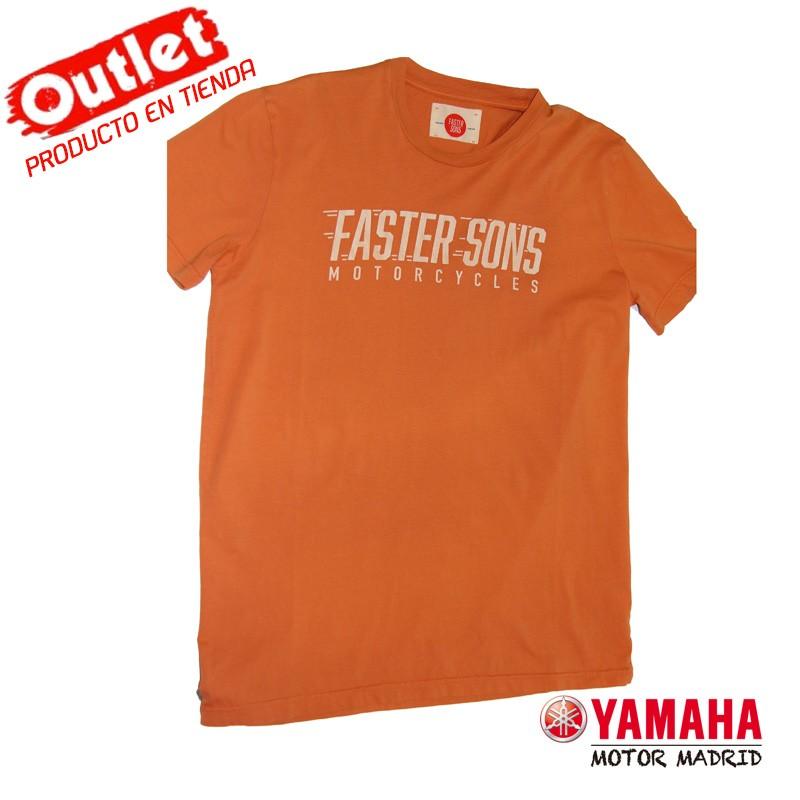 FS MC Camiseta RUST T-L Hombre