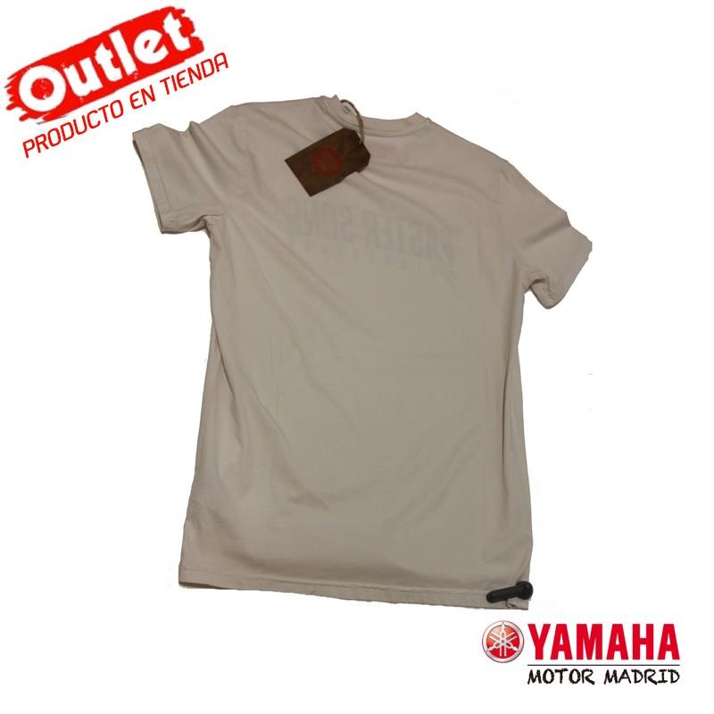 FS MC Camiseta Natural Hombre Talla T-M