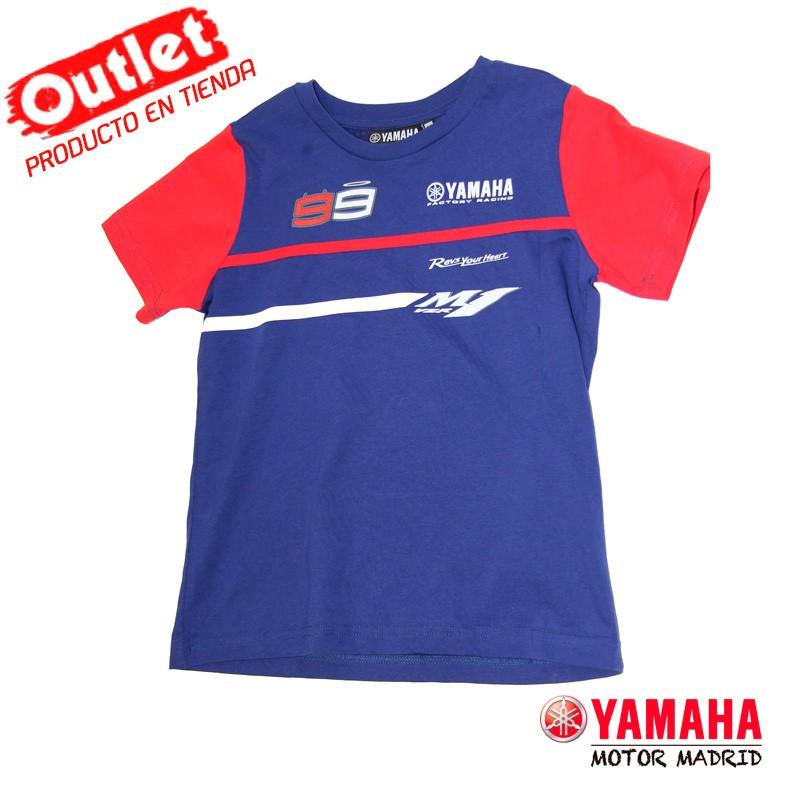 Camiseta Lorenzo Niño´15 Talla 10