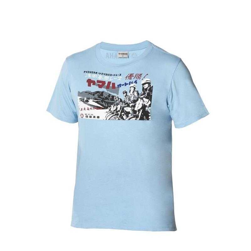 Camiseta Yamaha Ascensión al monte Fuji