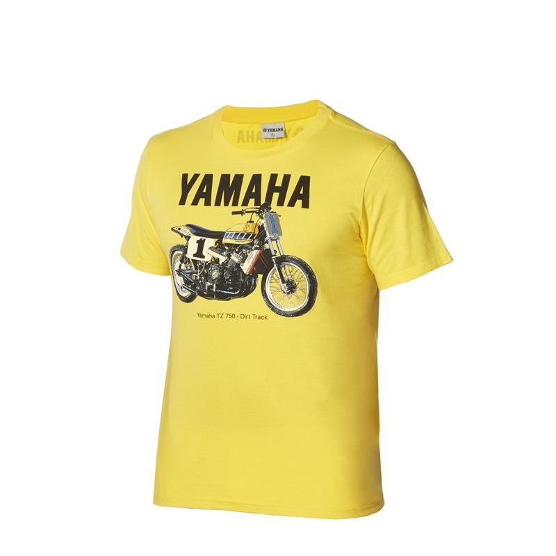 Camiseta Yamaha TZ750 Dirt Tracker