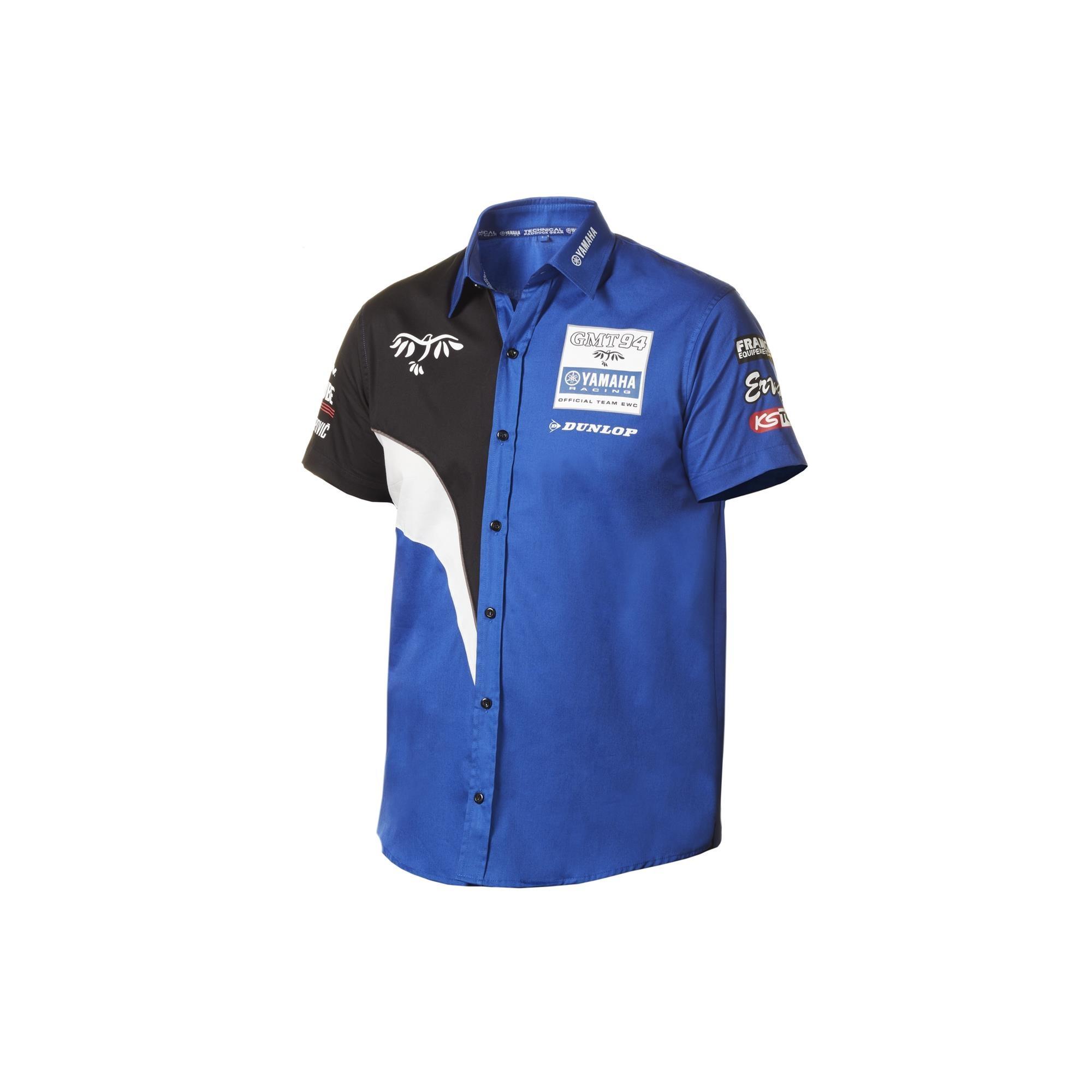 Camisa réplica GMT94 Yamaha EWC Racing Team