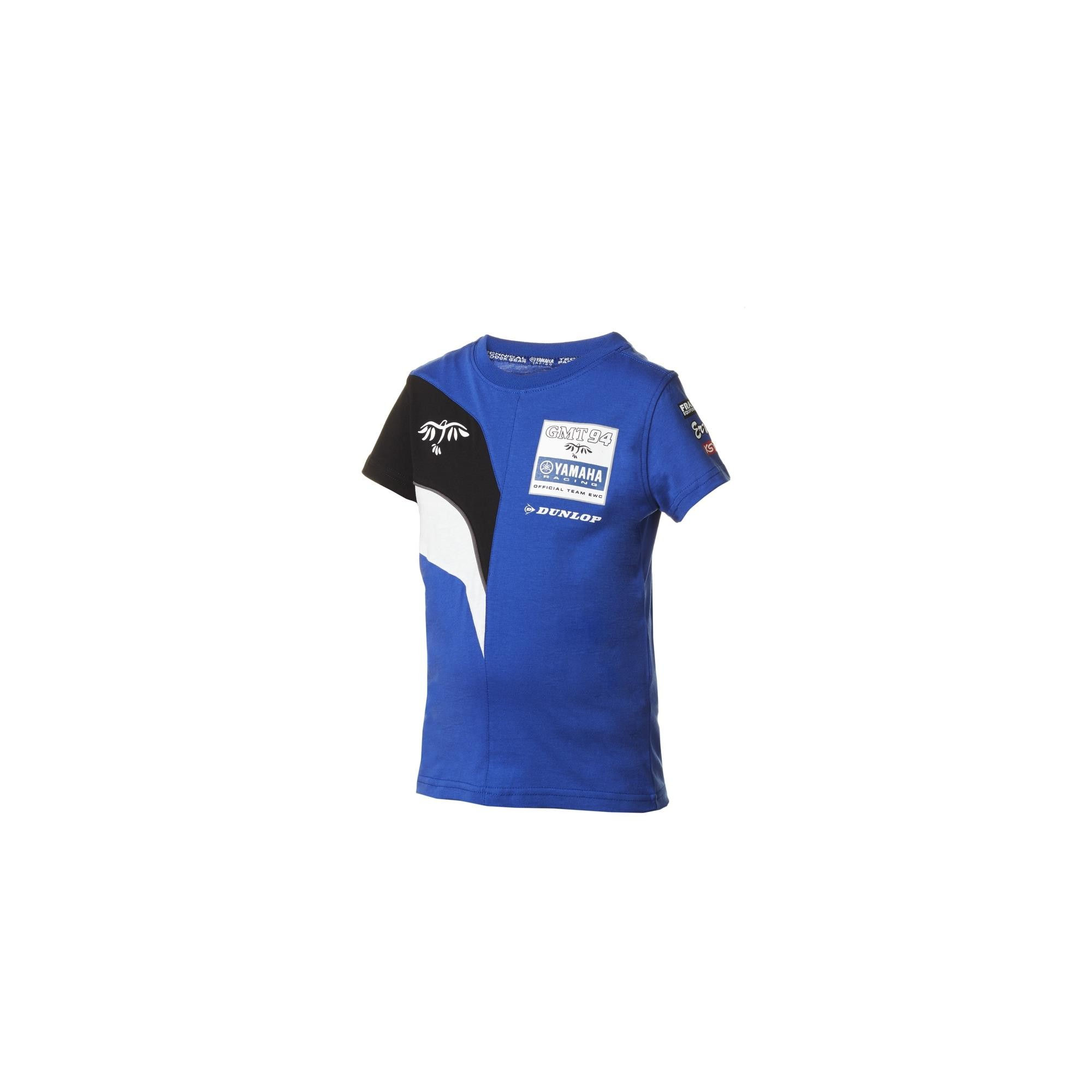 Camiseta réplica GMT94 Yamaha EWC Racing Team