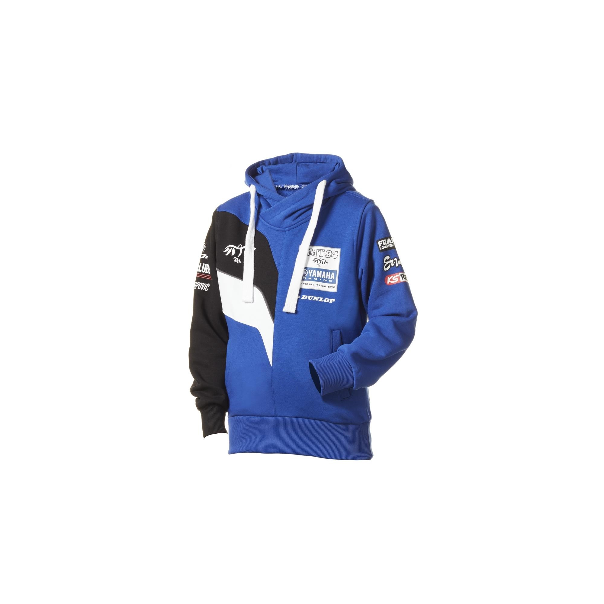 Hoody réplica GMT94 Yamaha EWC Racing Team