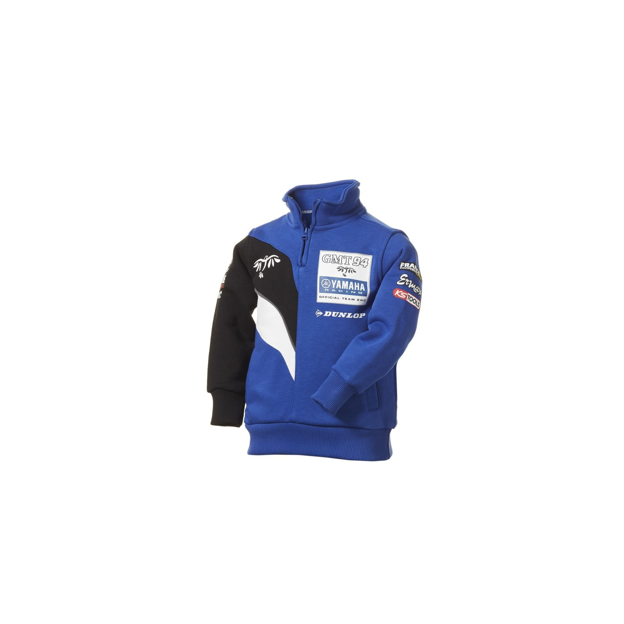 Sudadera réplica GMT94 Yamaha EWC Racing Team