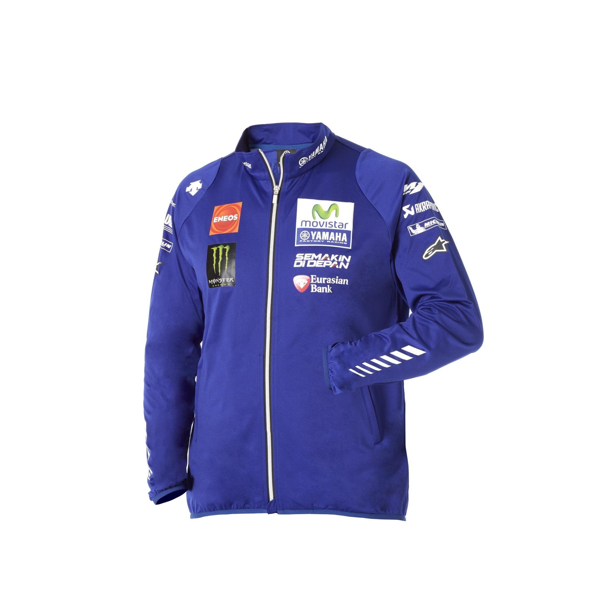 Chaqueta softshell original Yamaha MotoGP Team