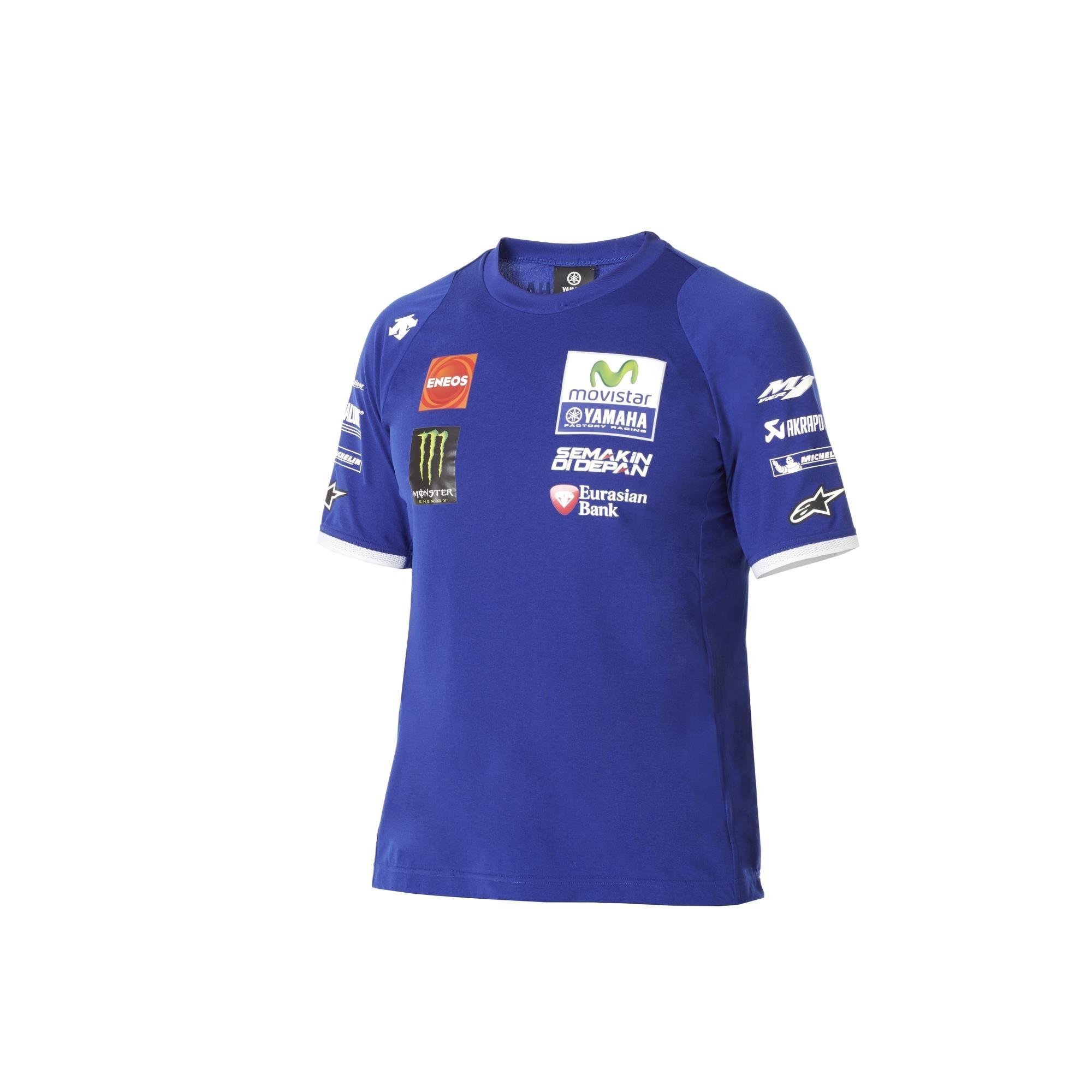 Camiseta original Yamaha MotoGP Team