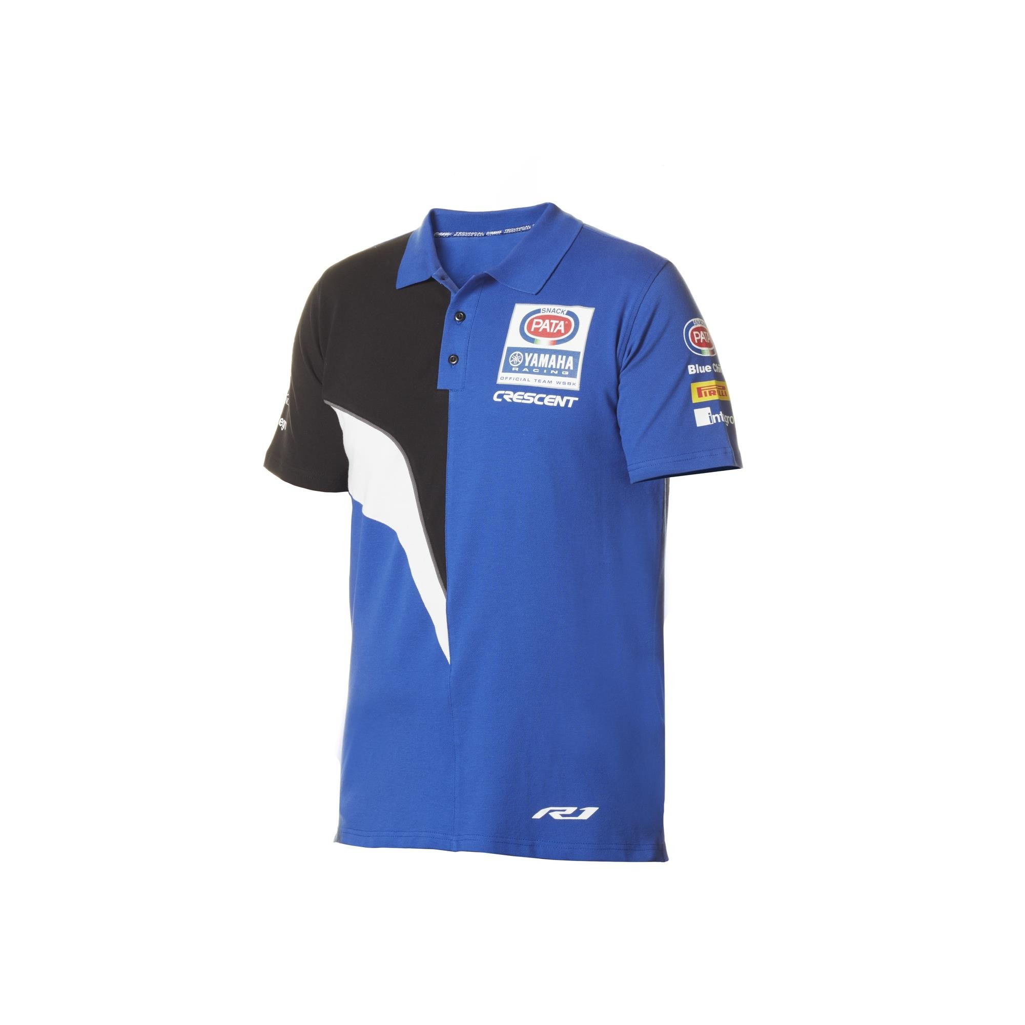 Polo réplica Yamaha WorldSBK Team