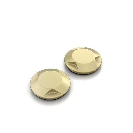 Tapas anodizadas de basculante MT-07 - Titanium