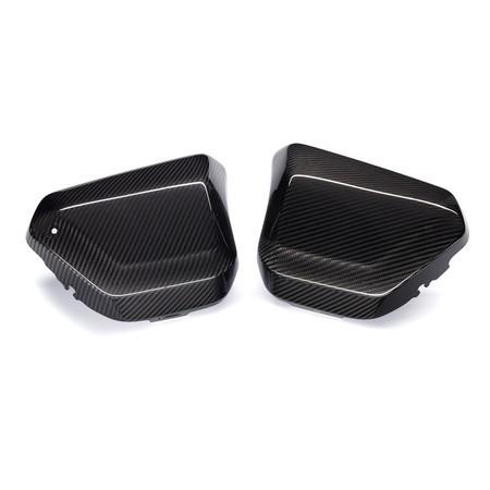 Juego de cubiertas laterales de carbono VMAX - Carbon gloss finish