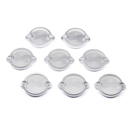 Tapas de las coronas de la distribución VMAX Excellence - Aluminium