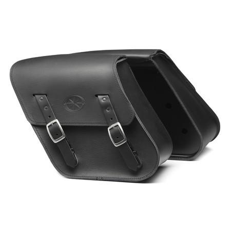 Alforjas de piel XV950 - Black