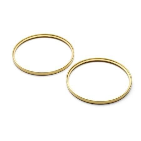 Bisel intermitente de latón XV950 - Gold