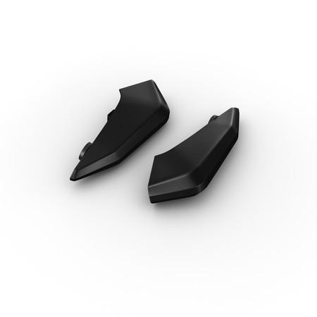 Rodillos protectores - Black