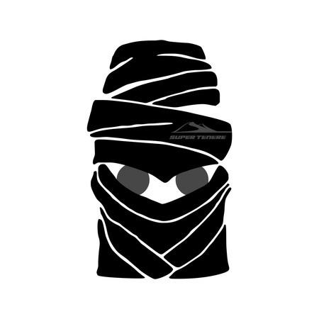 Protector de depósito Super Ténéré - Black
