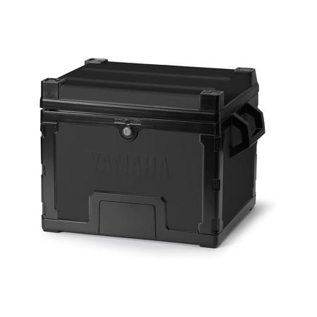 Top Case de aluminio XT660Z Ténéré - Black