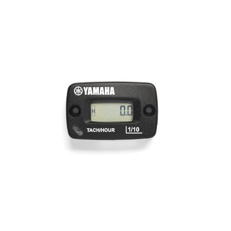 Cronómetro y tacómetro - Black