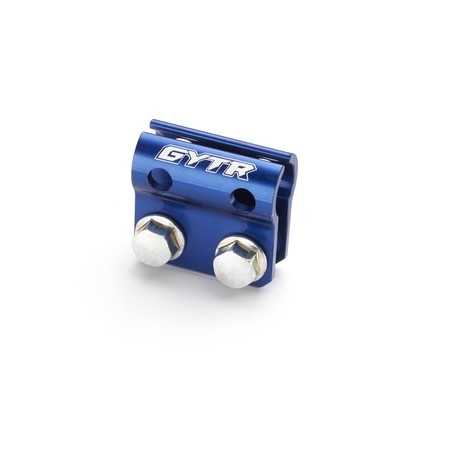 Abrazadera de latiguillos de freno GYTR® - Blue