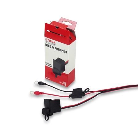Conector integrado para cargador de batería YEC
