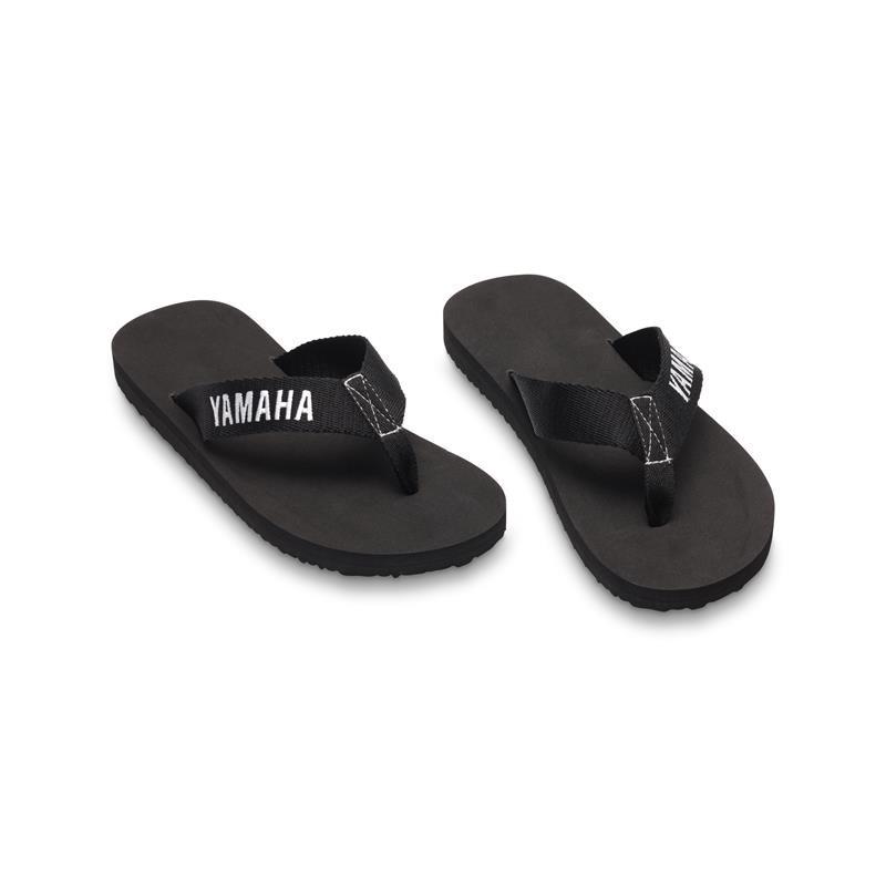 Sandalias Yamaha de color negro
