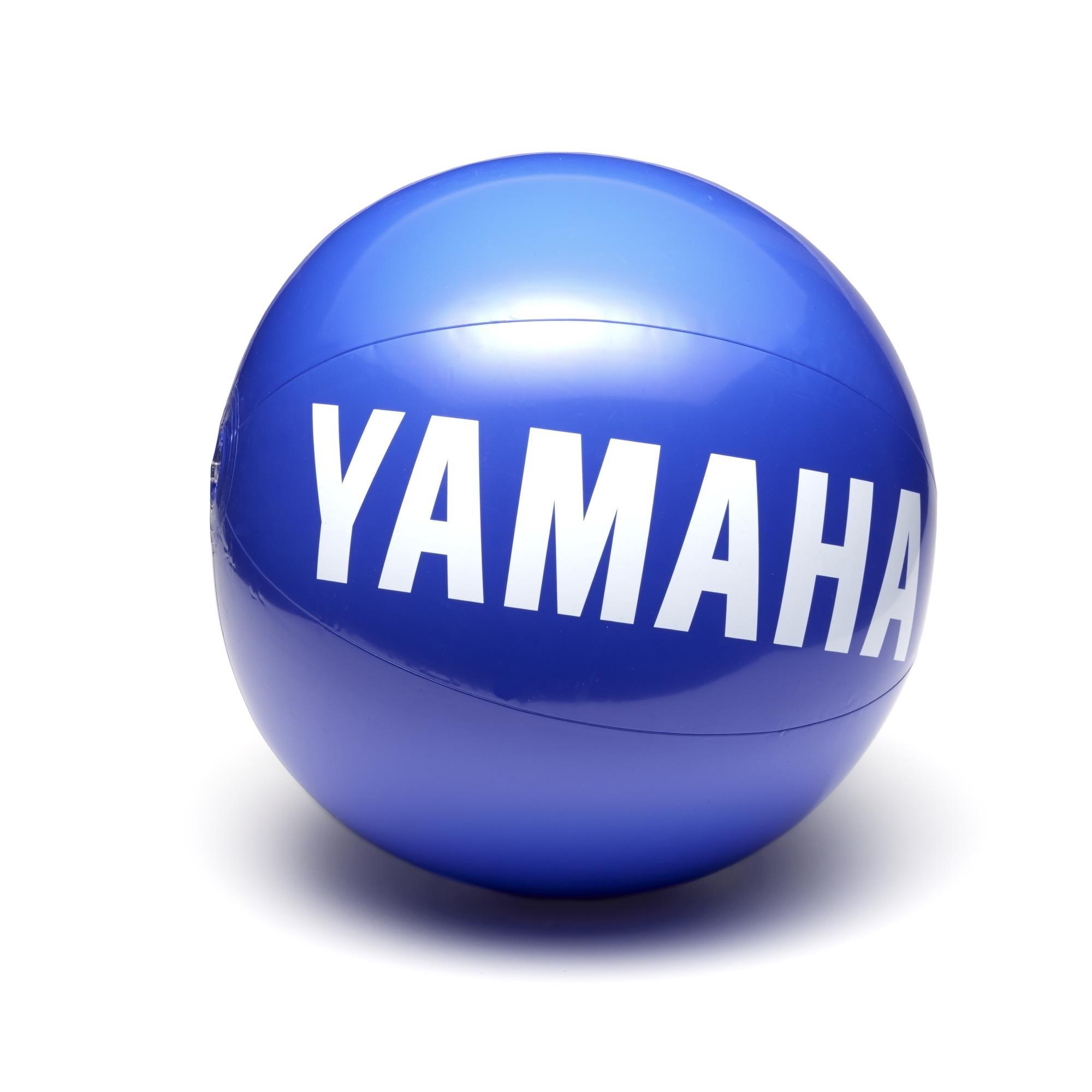 Balón de playa Yamaha