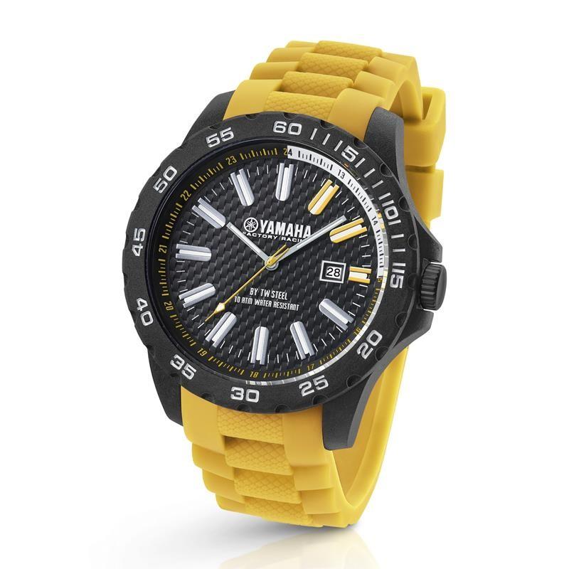 Reloj de pulsera Yamaha Racing, de TW Steel®
