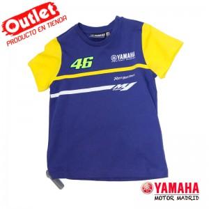 Camiseta Rossi Niño 2015 T-10