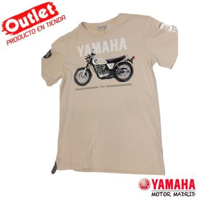 YMH Legend Tshirt SR400 30Y Talla M