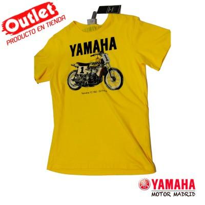 YMH Legend Tshirt TZ750 D.Talla M