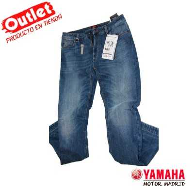 MT Pantalones Denim Talla 34