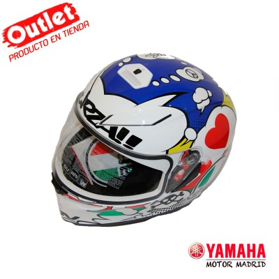 Casco Agv k-3 SV Multi Comic