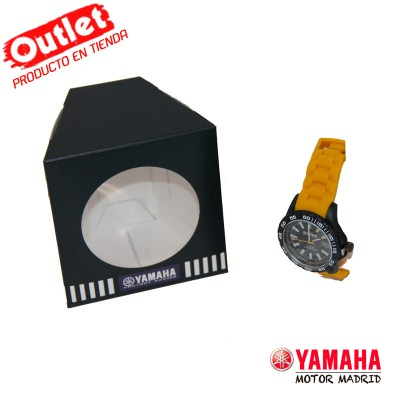 Reloj de pulsera Yamaha Racing, de TW Steel- Yellow