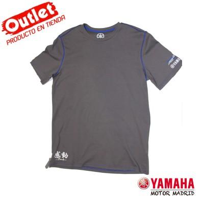 Camiseta Fundamentals Homb. Talla L