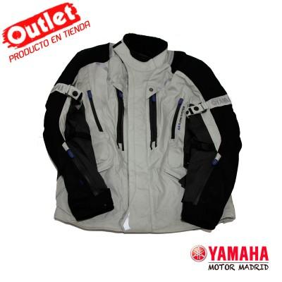 Chaqueta Yamaha Touring blanco Talla L