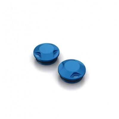 Tapones protectores del bastidor MT-07 - Blue