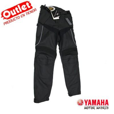 Pantalones Equipamiento Carretera ROZCAM - Caballero- Negro