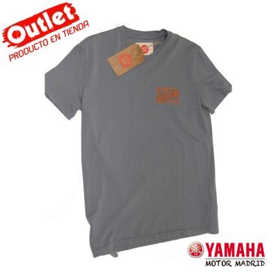 FS Camiseta Kanji Asphalt Talla T-M Hombre Sin mangas