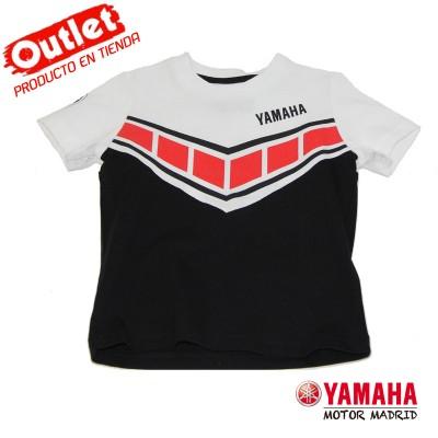 Camiseta Classic`15Kid/Whi Talla 04
