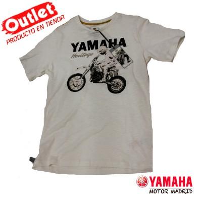 Camiseta Heritage S-Sport Talla  T-M Hombre
