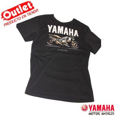 YMH Legend Tshirt YZR 500`02  Talla L Hombre
