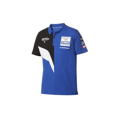 Polo réplica GMT94 Yamaha EWC Racing Team