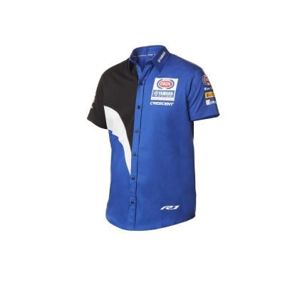 Camisa réplica Pata Yamaha WorldSBK Team