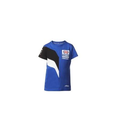 Camiseta réplica Pata Yamaha WorldSBK Team