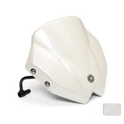 Carenado de faro XJ6 - Cloudy White